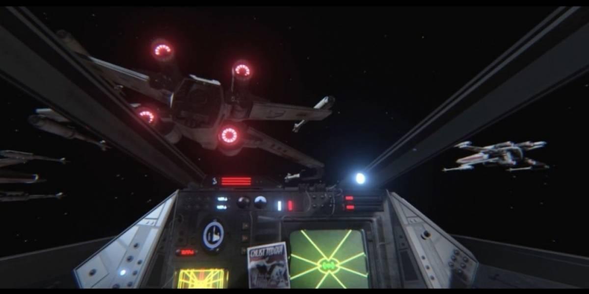 Vean cómo sería un juego de Star Wars en Realidad Virtual