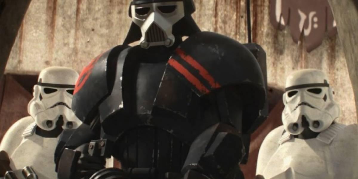 Star Wars: Revolución te mostrará lo que ocurrió antes de El Despertar de la Fuerza