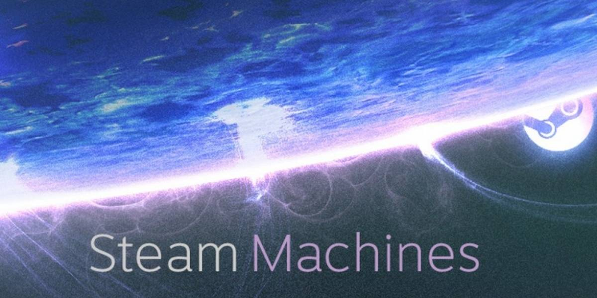 Valve avisa que las Steam Machines estarán en GDC 15