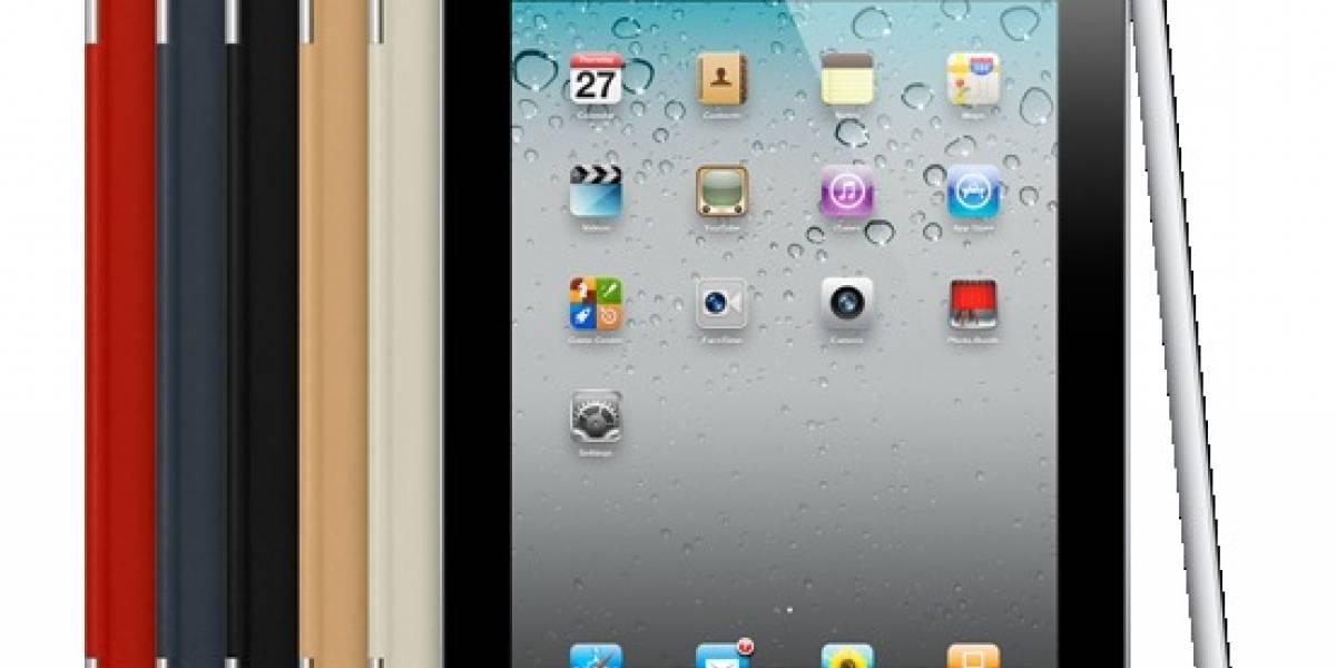 Chile: iPad 2 ya tiene precio