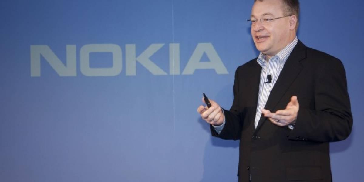 Stephen Elop asegura que Nokia tiene mucho más por lanzar en 2013