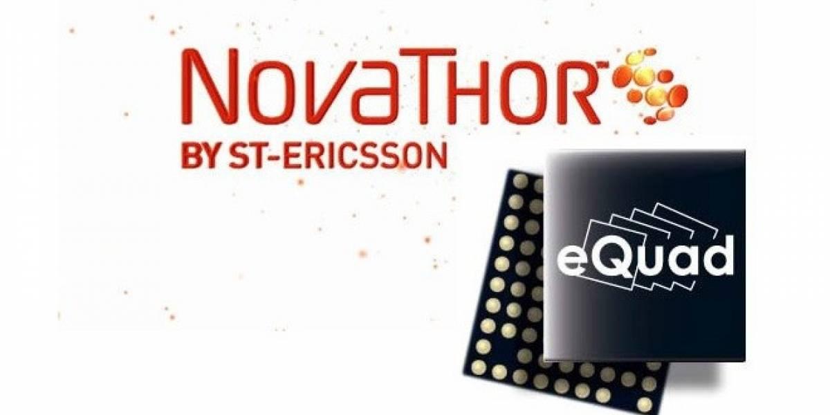 MWC13: ST-Ericsson promete un procesador Quad-Core corriendo a 3 GHz