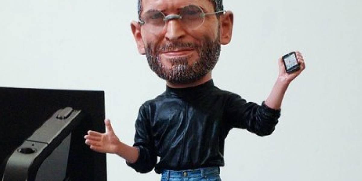 Apple obliga a eBay a retirar figura de acción de Steve Jobs