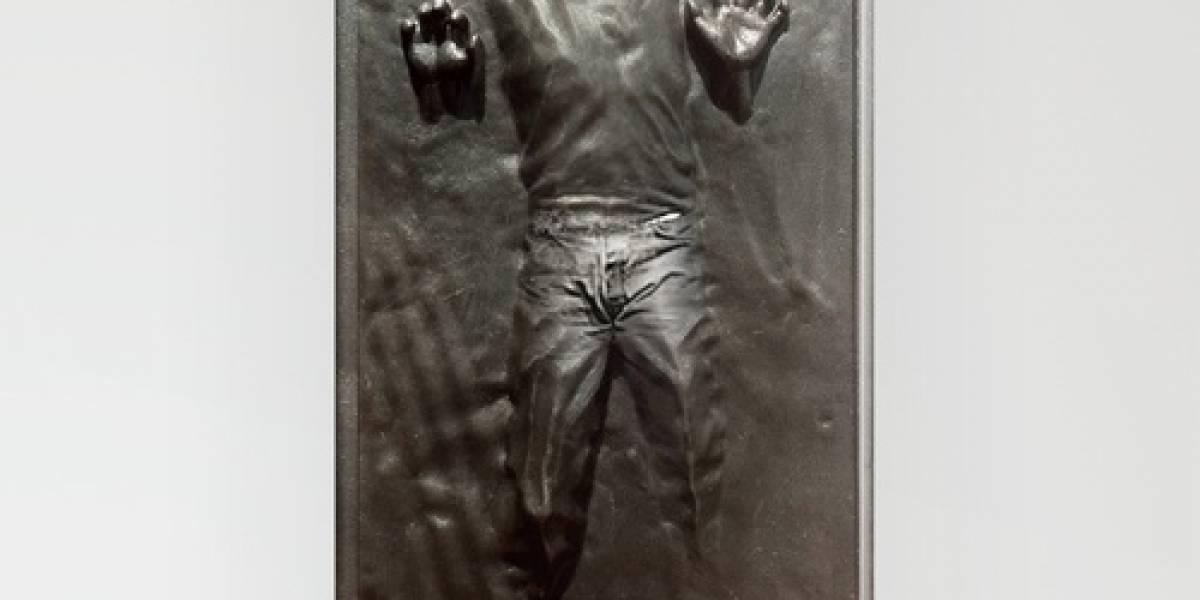 Protege tu iPhone... con un Steve Jobs conservado en carbonita