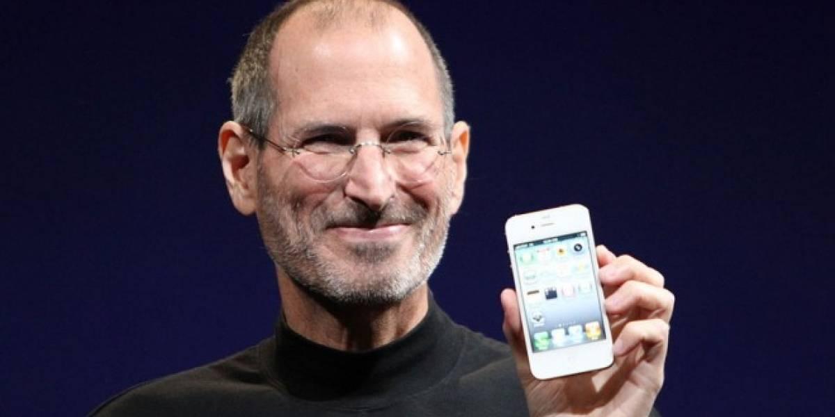 Esta gráfica muestra al iPhone y al iPad como el mayor éxito de Apple