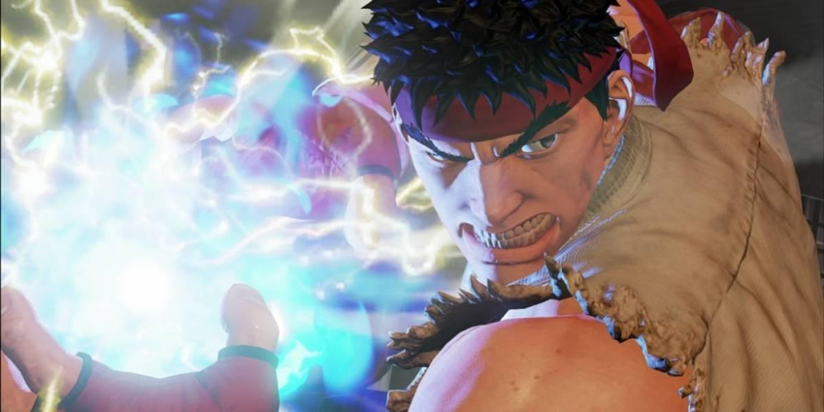 Street Fighter V se lanzará antes de marzo de 2016