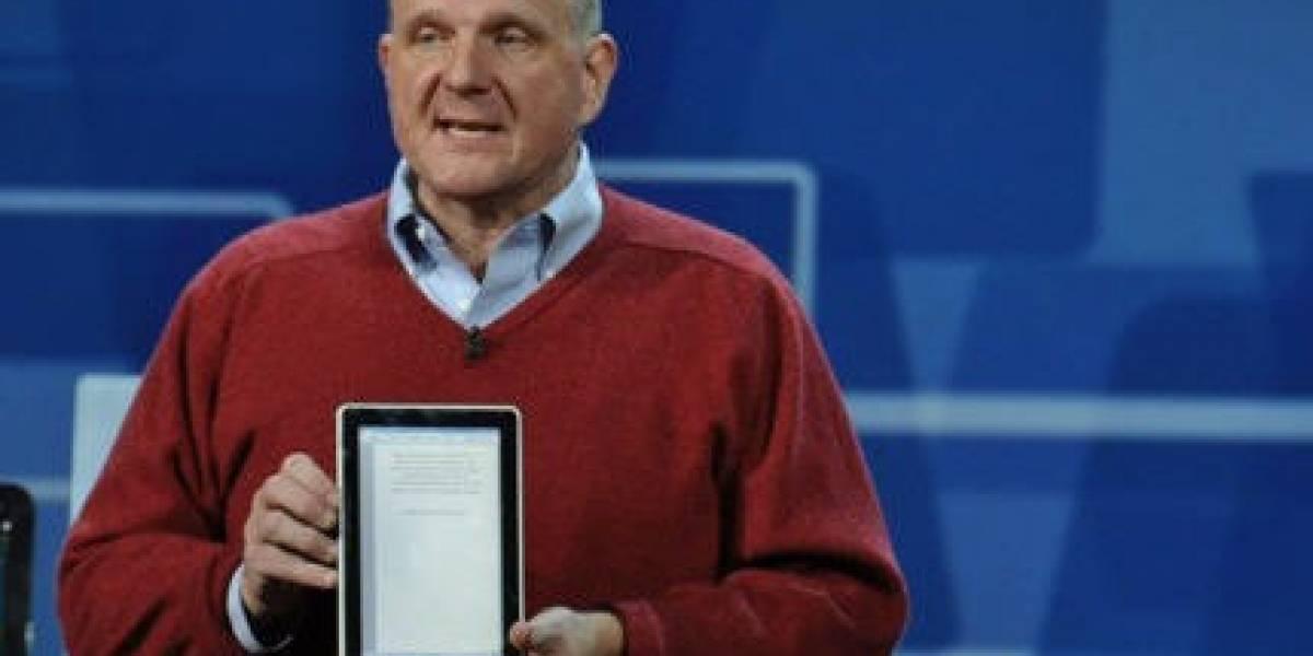 Microsoft calma las aguas respecto a lanzamiento de software para tablets