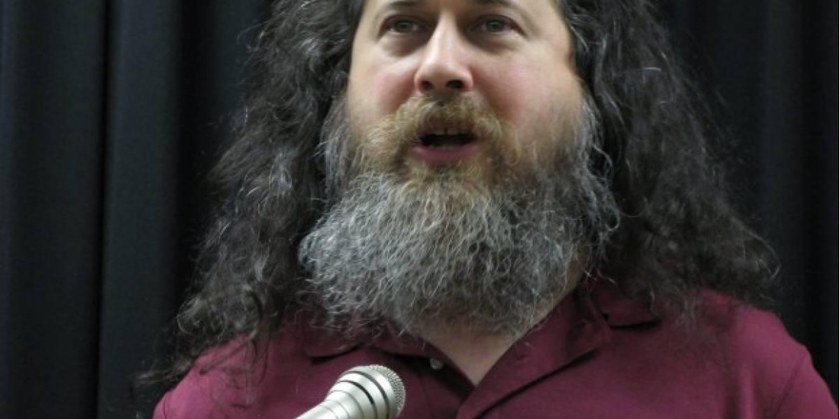 """Richard Stallman: """"Los smartphones son el sueño de Stalin, herramientas del Gran Hermano"""""""