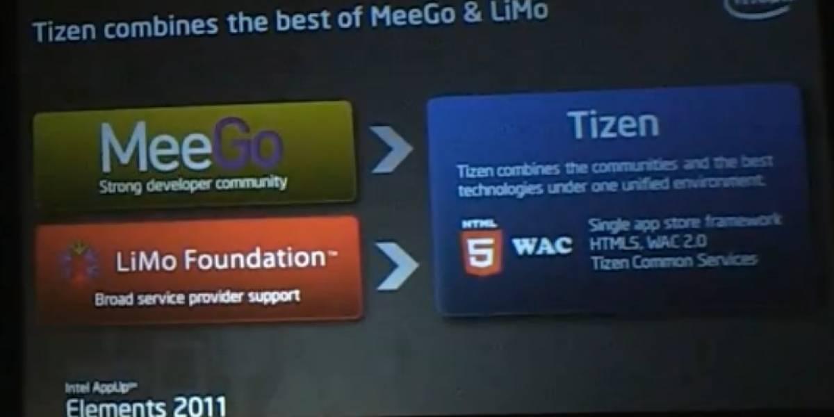 Se filtran algunas imágenes de la interfaz de Tizen, el nuevo OS de Intel y Samsung