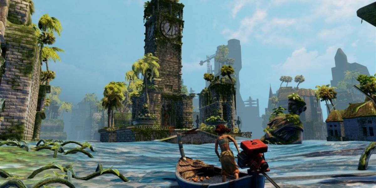 Uppercut Games confirma el lanzamiento de Submerged en PlayStation 4