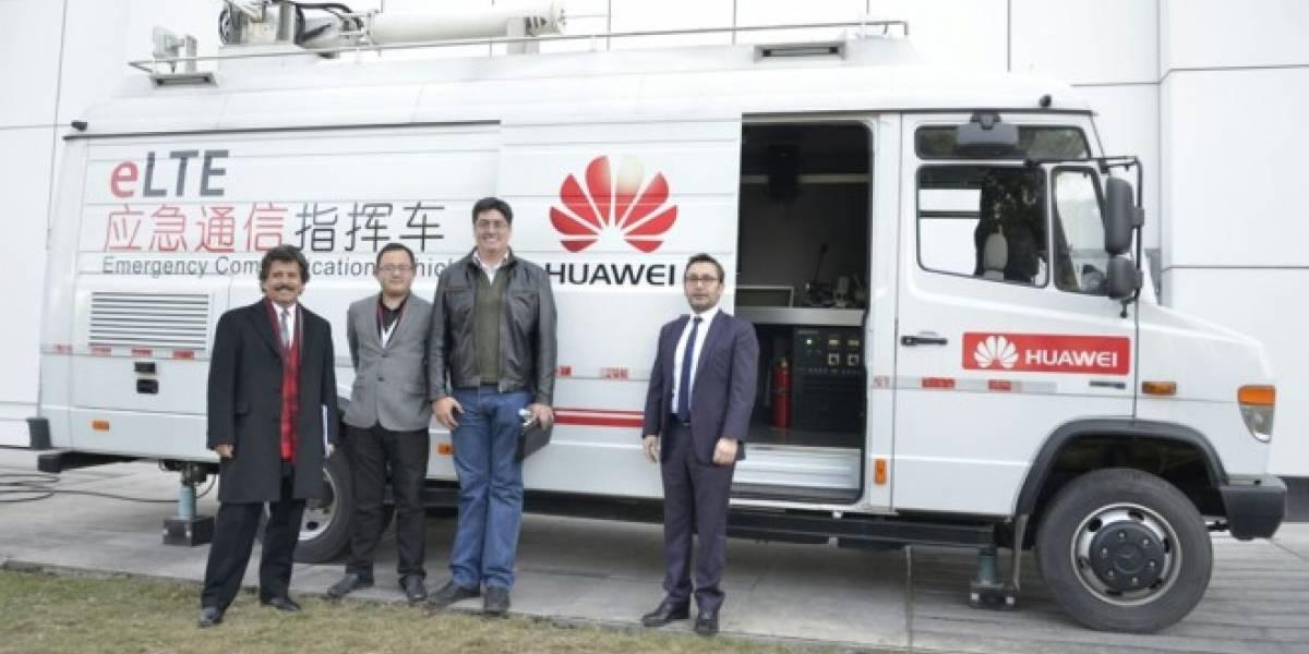Subsecretario de Telecomunicaciones visitó planta de Huawei en China