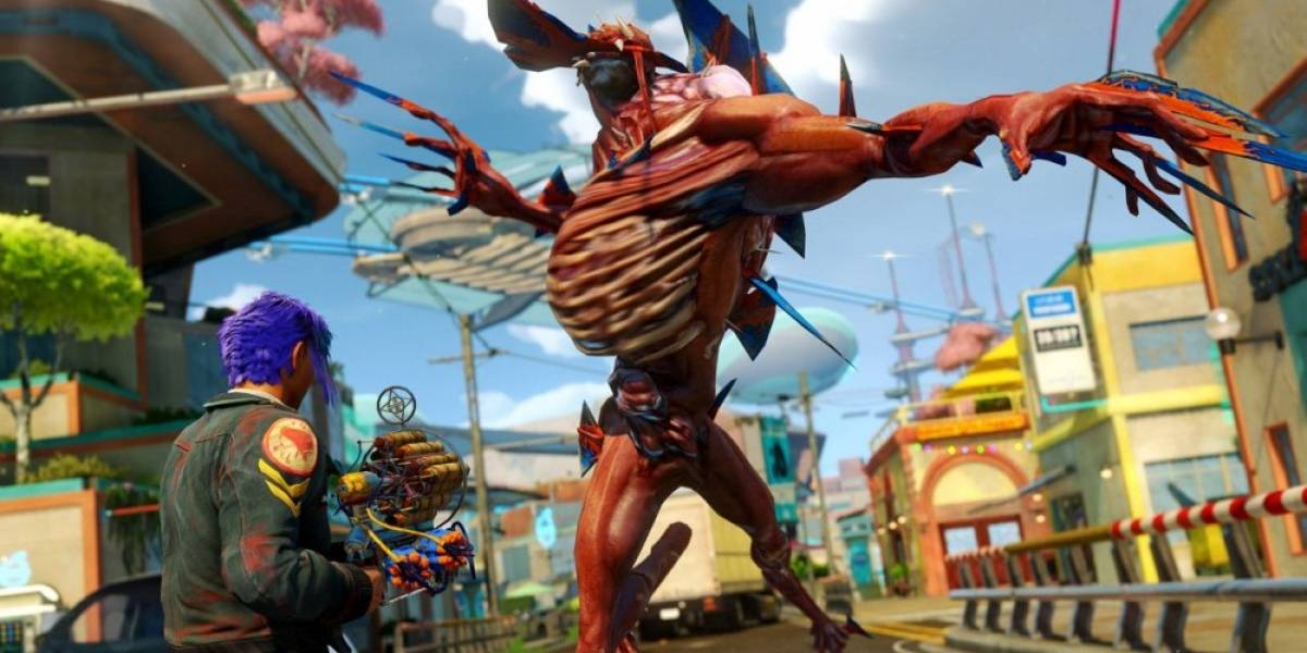 Vean un par de videos de Sunset Overdrive en acción