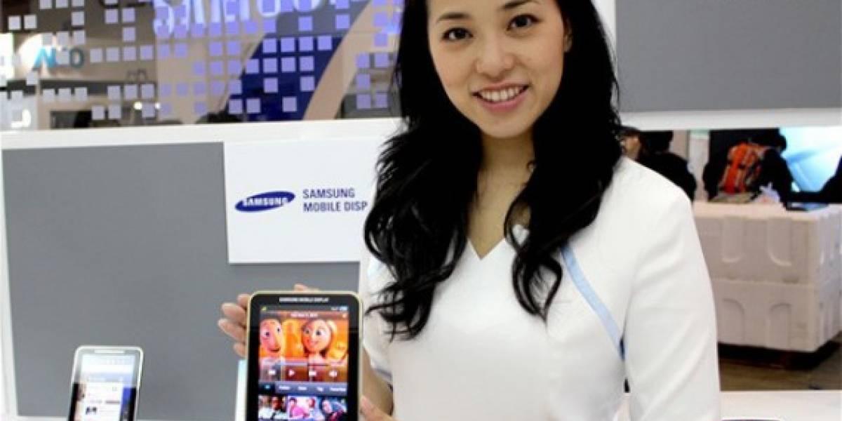 El próximo Samsung Galaxy Tab usaría procesador doble núcleo