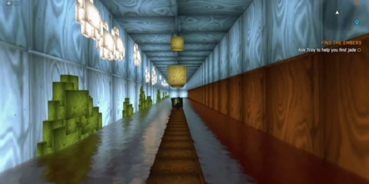 El nivel 1-1 de Super Mario Bros. también está en Dying Light