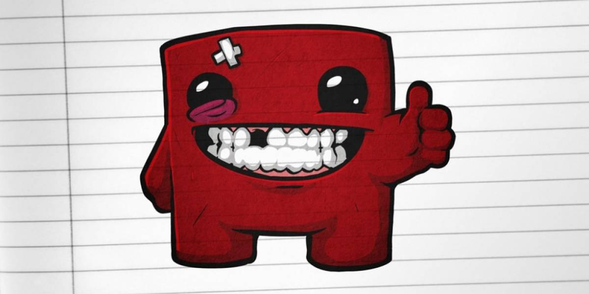 Super Meat Boy anunciado para PS4 y PS Vita