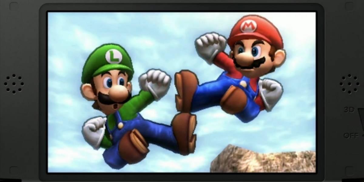 Super Smash Bros. en 3DS vende un millón en dos días en Japón
