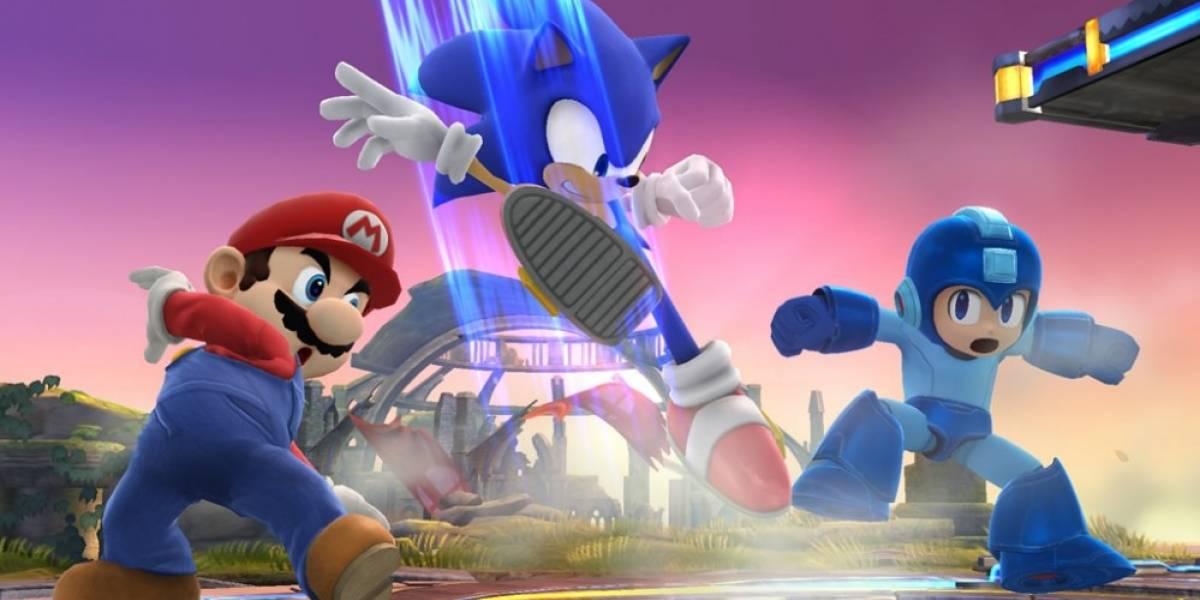 Super Smash Bros. se lanza en Wii U el 21 de noviembre
