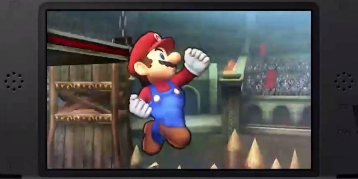 La 3DS podrá usarse como control de Wii U en Super Smash Bros.