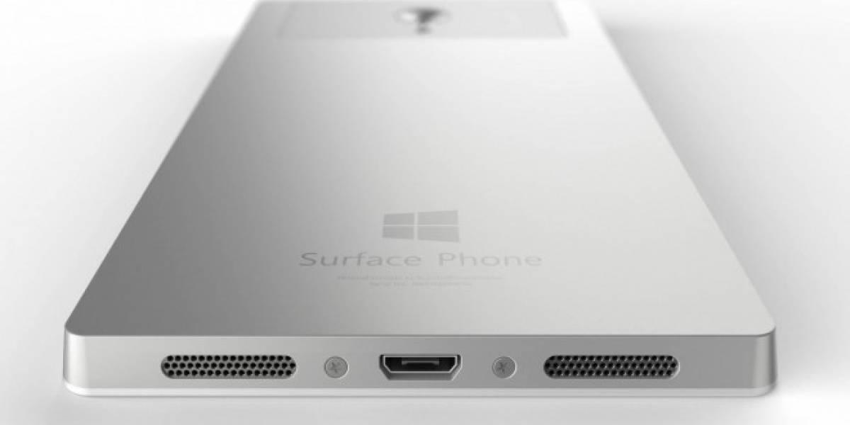 Surgen nuevos rumores de un teléfono Surface de Microsoft