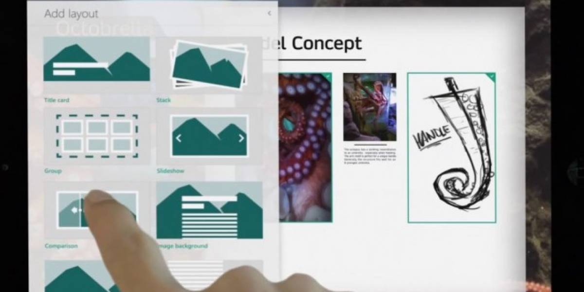 Sway llega al iPad y prepara su versión para tablets con Windows 10