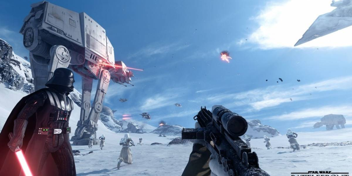¿Es Star Wars: Battlefront lo que queremos de Star Wars? [NB Opinión]