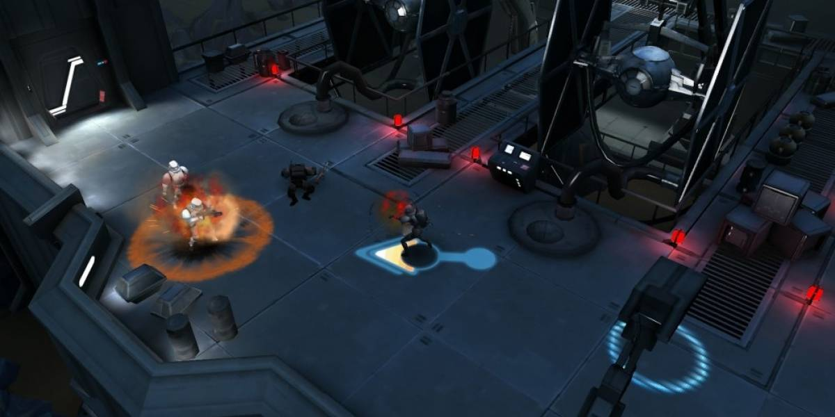 Star Wars: Uprising se juega como Diablo