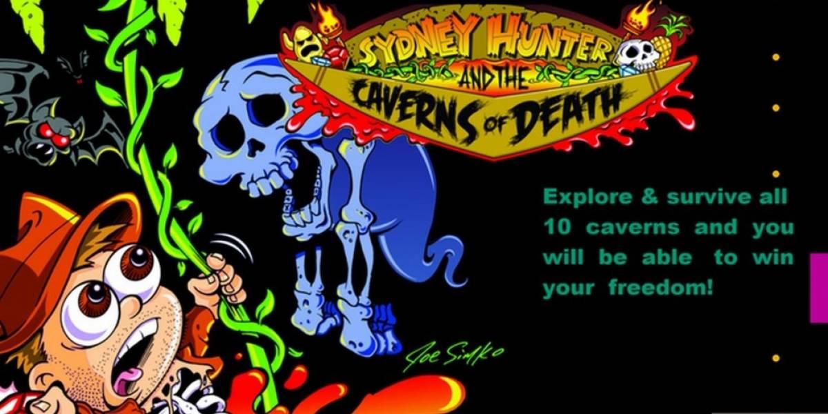 Sydney Hunter and the Caverns of Death se lanzará en Super Nintendo