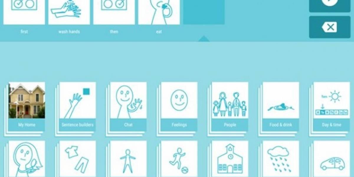 SwiftKey lanza Symbols, una aplicación para comunicarse a través de imágenes