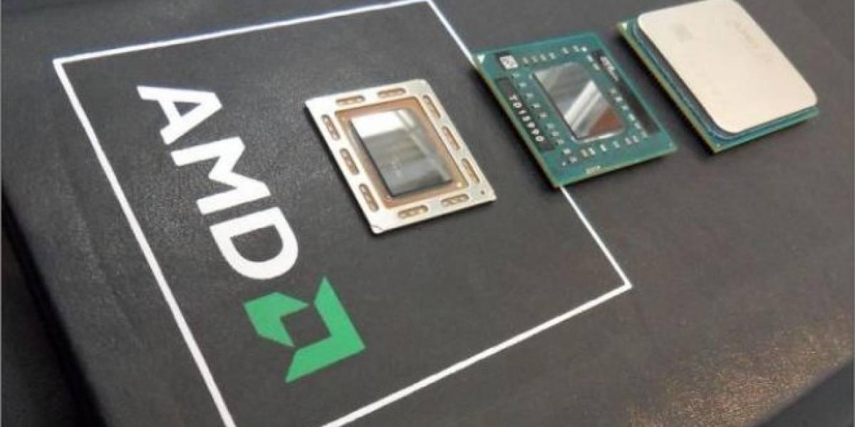 AMD ya está despachando las primeras unidades de Trinity y Brazos 2.0