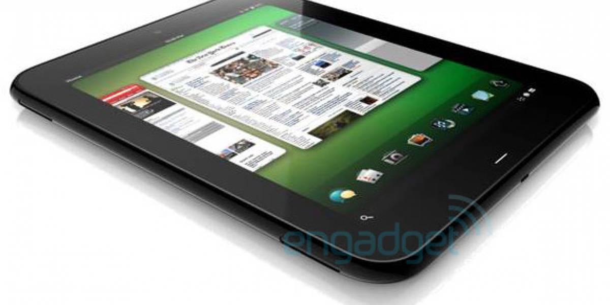Rumor: Más detalles de los tablets HP/Palm