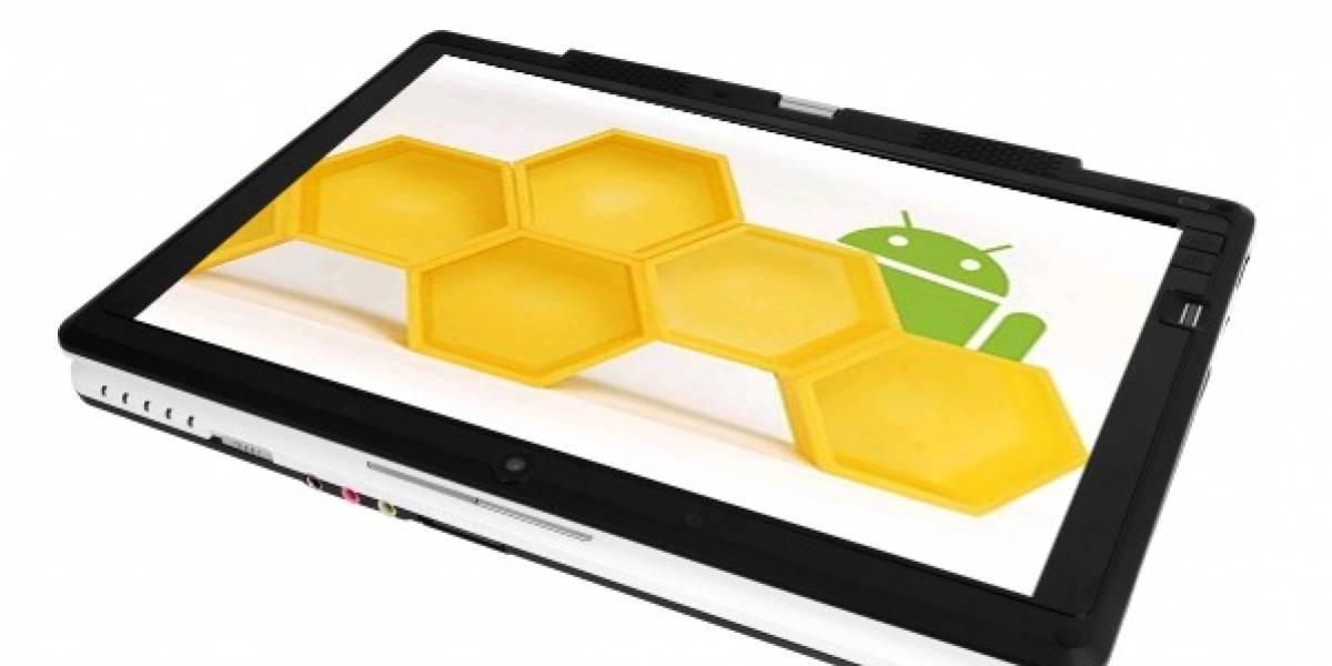 Futurología: LG lanzará tablet con Android Honeycomb en 2011