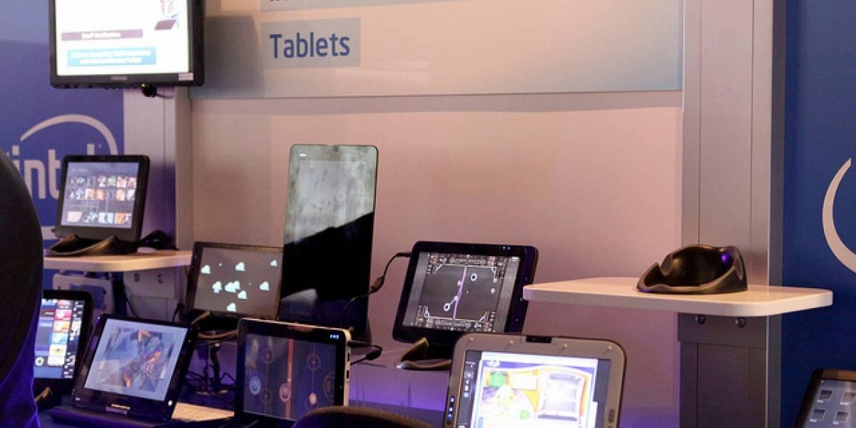 Baja disponibilidad de componentes hace peligrar suministros para fabricar tablets