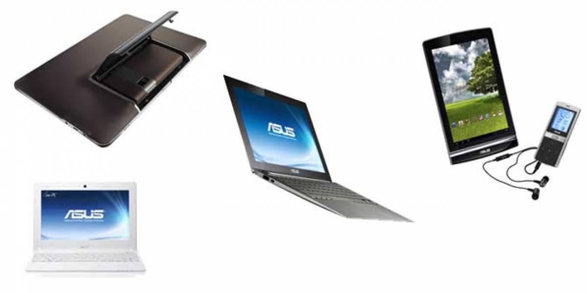 Ventas de Smartphones y Tablets aumentarán 25.7% anualmente hasta el 2015