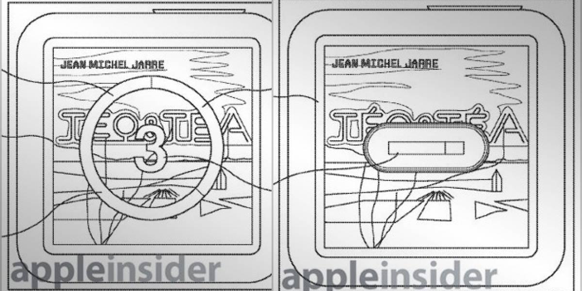 Apple consigue patentar los gestos táctiles en una pantalla apagada