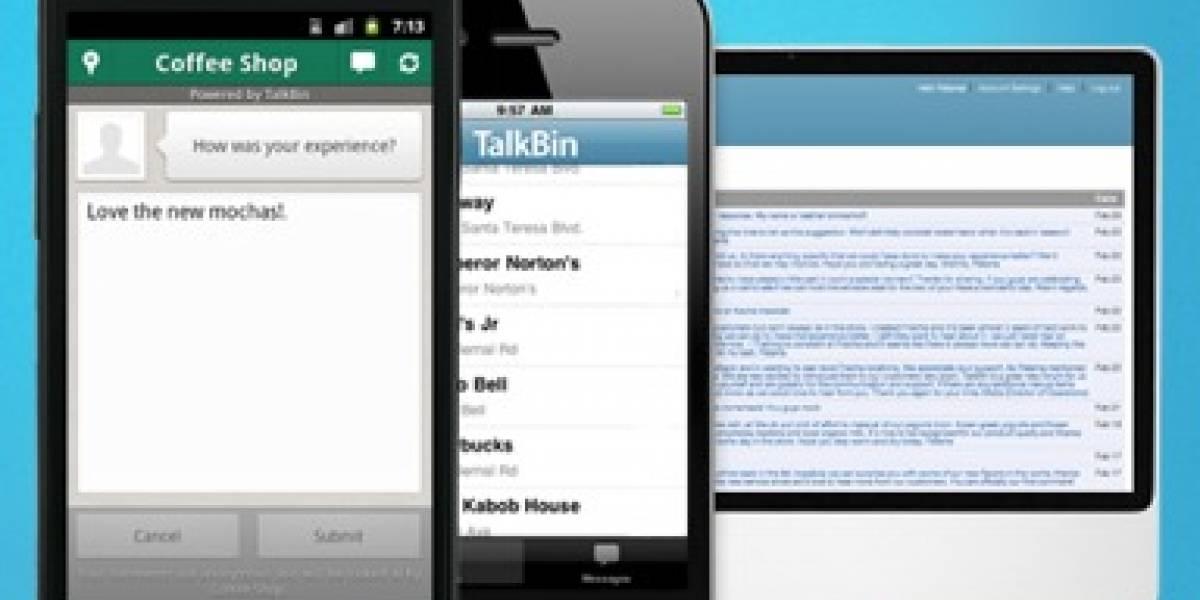 Google compra Talkbin, recién creada startup de negocios