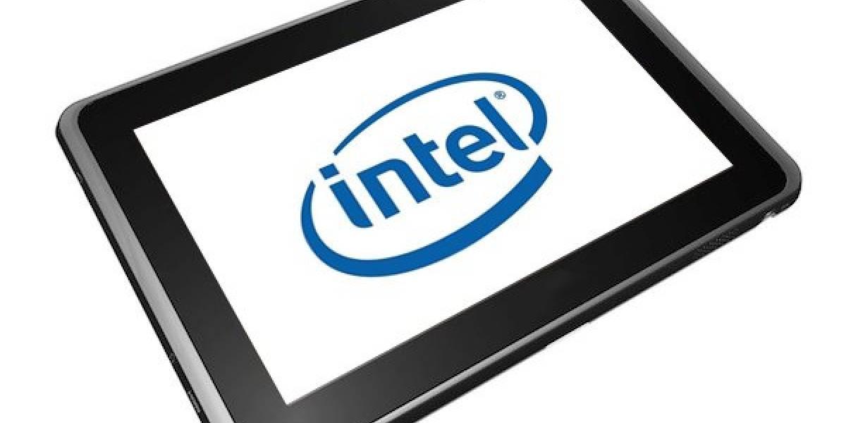 Intel está en conversaciones con fabricantes para lanzar muchos tablets con Android