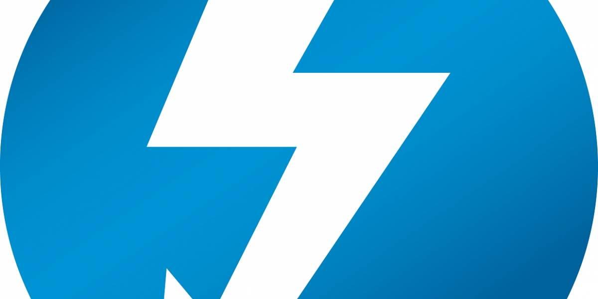 Light Peak es Thunderbolt de forma oficial