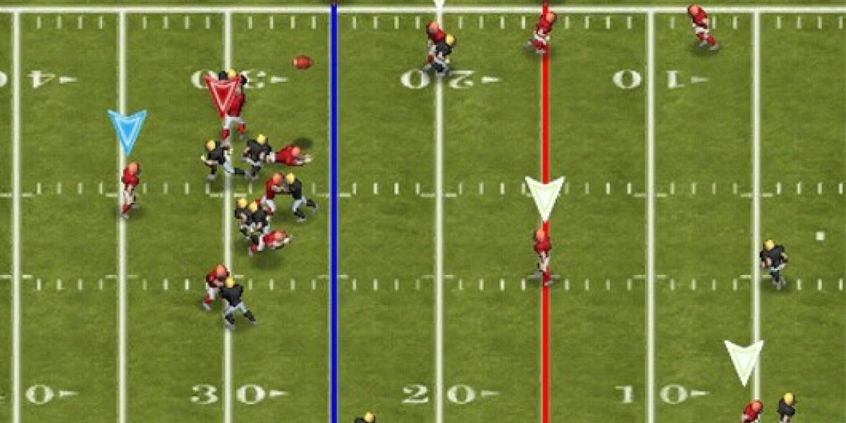 Remake del clásico juego Tecmo Bowl disponible para dispositivos iOS