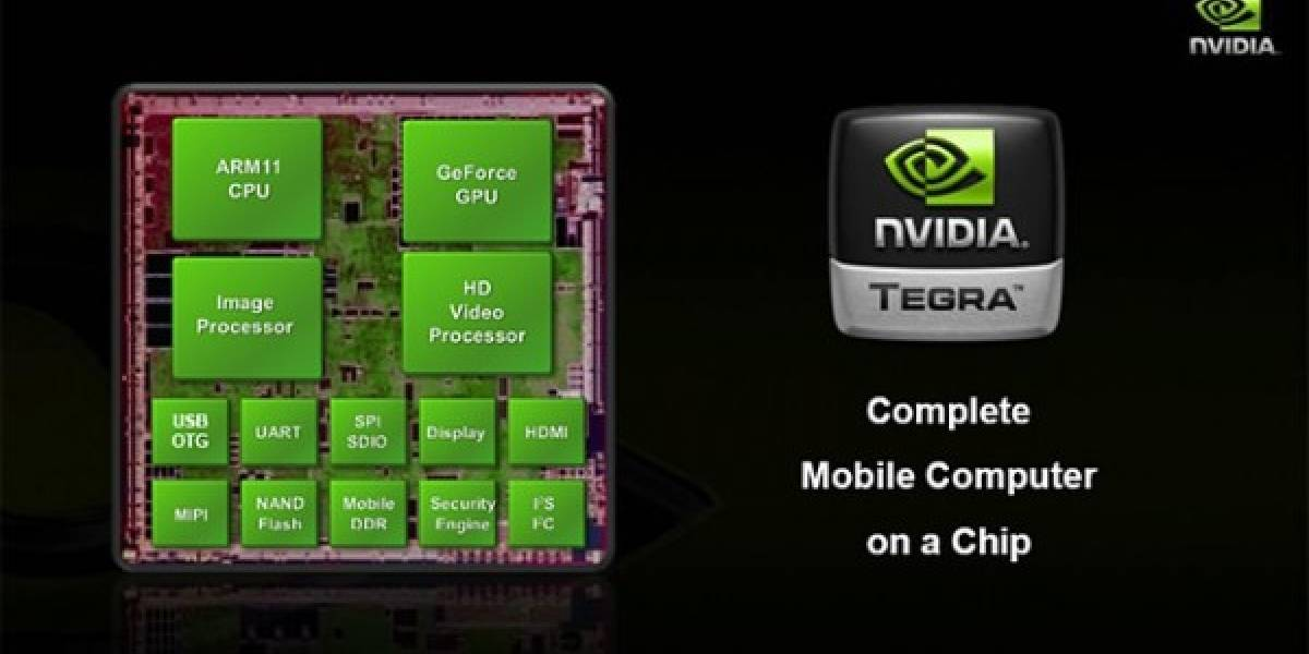 A NVIDIA le fue bien económicamente al finalizar el 2010