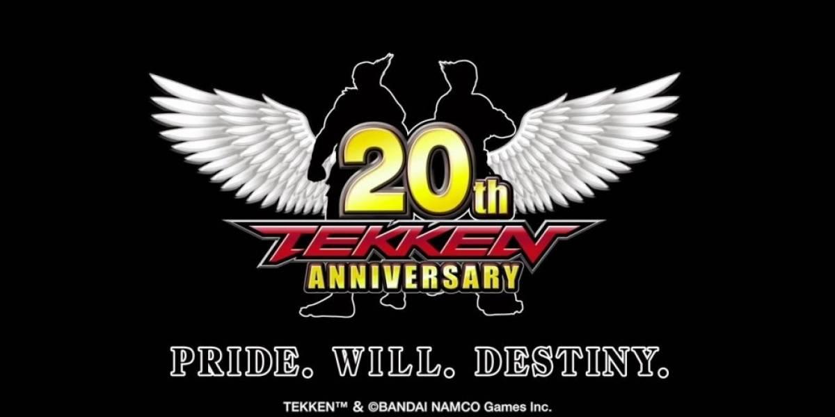 Tekken celebra su 20° Aniversario con un video que nos ofrece un recorrido por la serie