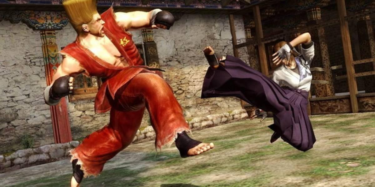 Tekken 6 en el 360 no será inferior