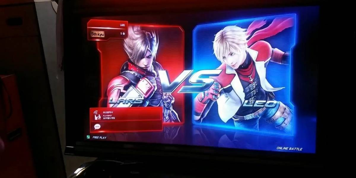 Video con más de 7 minutos de jugabilidad de Tekken 7