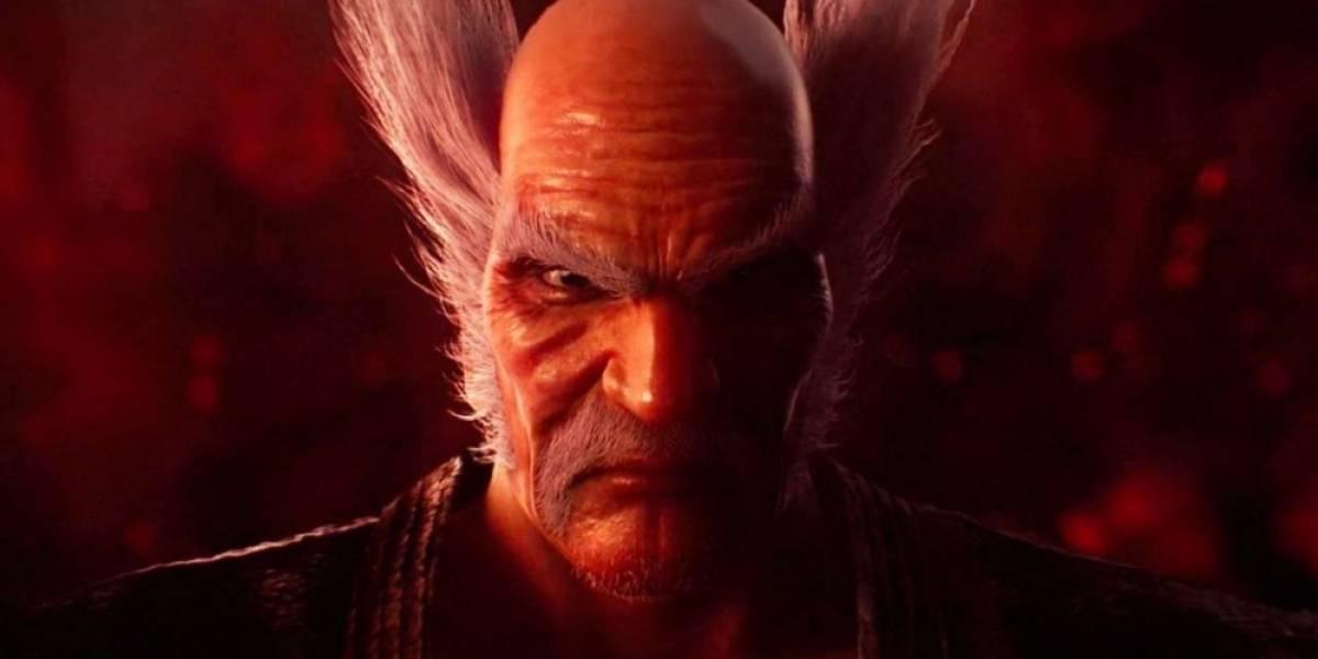 Vean la cinemática de inicio de Tekken 7