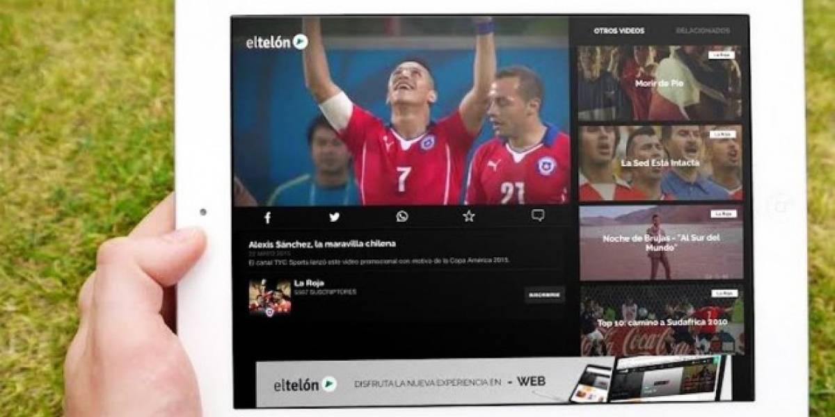 Aplicación El Telón prepara su expansión hacia Argentina y México
