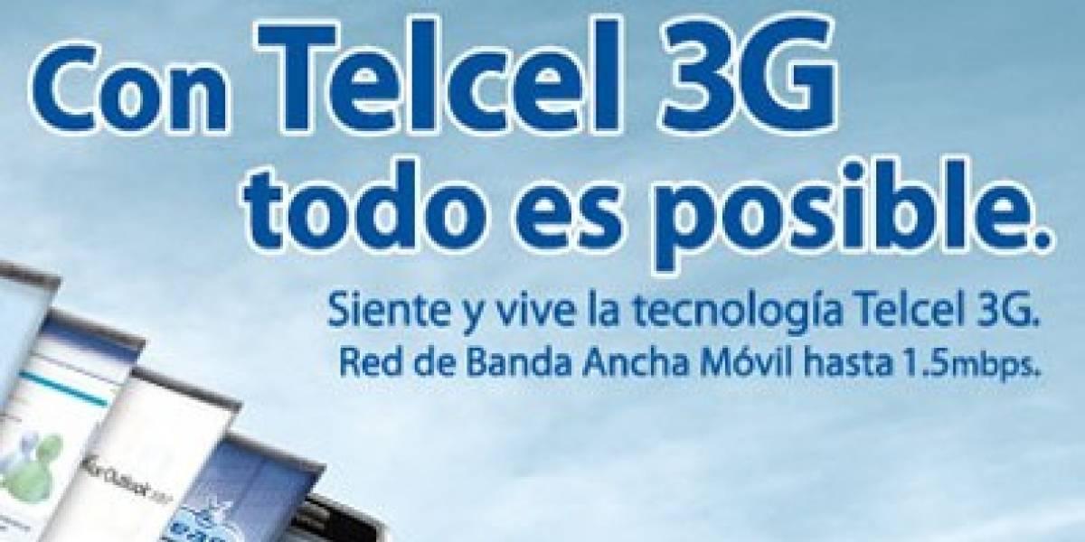 México: Telcel no compensará a usuarios por fallas en red 3G