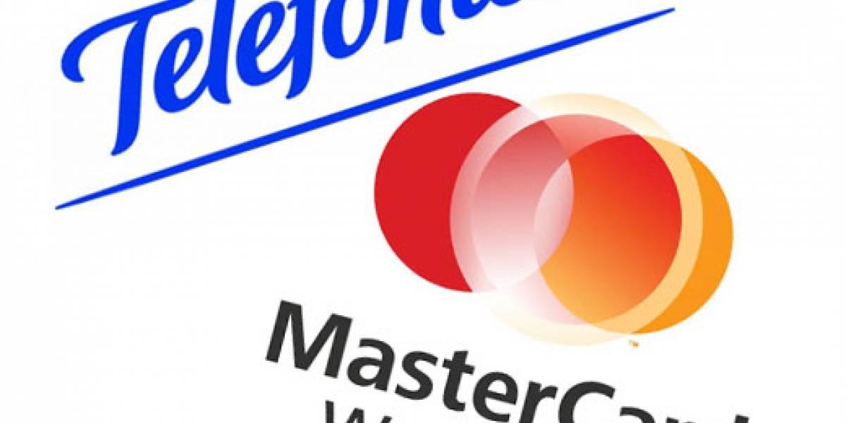 Movistar y Mastercard firman acuerdo para permitir pagos a través de móviles