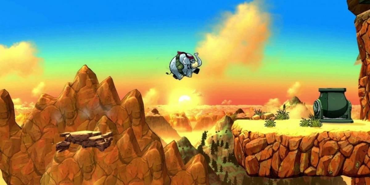Tembo the Badass Elephant recibe tráiler de lanzamiento