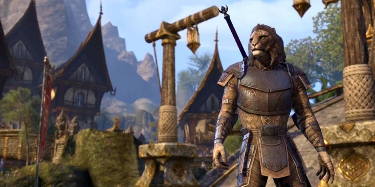 The Elder Scrolls Online: Tamriel Unlimited recibe nuevo tráiler