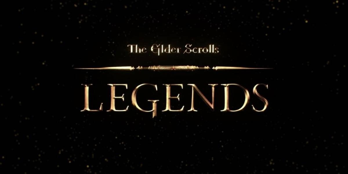 The Elder Scrolls Legends es un juego de cartas Free to Play para PC y iPad #E32015