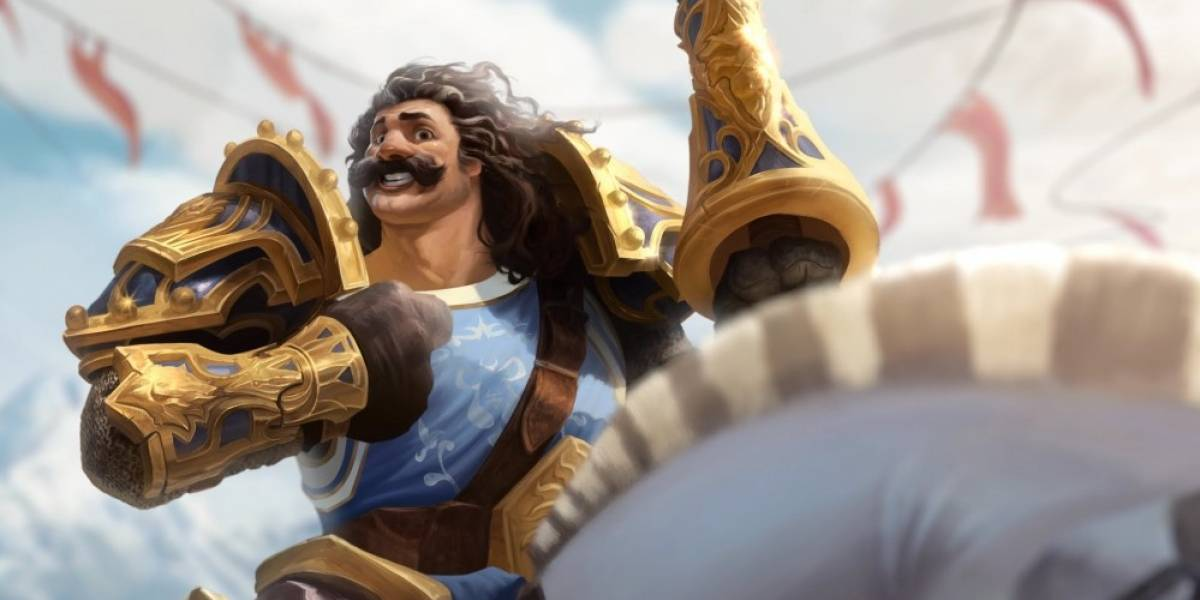 The Grand Tournament es la nueva expansión para Hearthstone